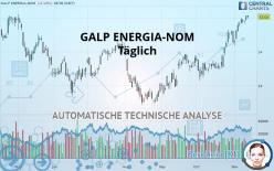 GALP ENERGIA-NOM - Täglich