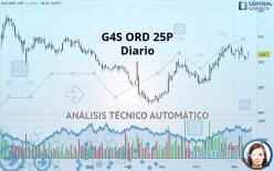 G4S ORD 25P - Diario