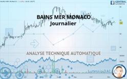 BAINS MER MONACO - Journalier
