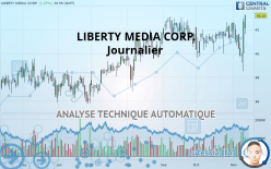 LIBERTY MEDIA CORP. - Journalier