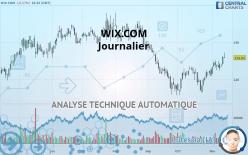 WIX.COM - Journalier