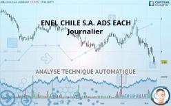 ENEL CHILE S.A. ADS EACH - Diário