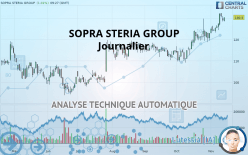SOPRA STERIA GROUP - Journalier