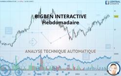 BIGBEN INTERACTIVE - Hebdomadaire