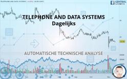 TELEPHONE AND DATA SYSTEMS - Dagelijks