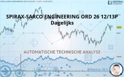 SPIRAX-SARCO ENGINEERING ORD 26 12/13P - Dagligen