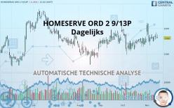 HOMESERVE ORD 2 9/13P - Dagligen