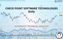 CHECK POINT SOFTWARE TECHNOLOGIES - Dagligen