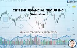 CITIZENS FINANCIAL GROUP INC. - Diário