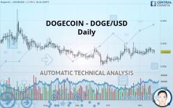 DOGECOIN - DOGE/USD - Dagligen