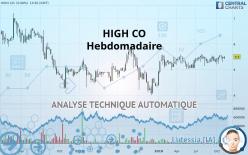 HIGH CO - Hebdomadaire