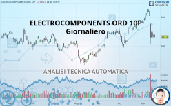 ELECTROCOMPONENTS ORD 10P - Giornaliero