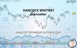 HANCOCK WHITNEY - Journalier