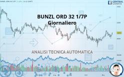 BUNZL ORD 32 1/7P - Giornaliero