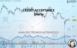 CREDIT ACCEPTANCE - Diario