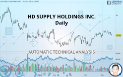 HD SUPPLY HOLDINGS INC. - Daily