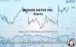 BADGER METER INC. - Diario