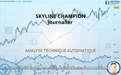 SKYLINE CHAMPION - Journalier