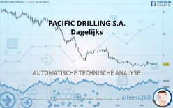PACIFIC DRILLING S.A. - Diário