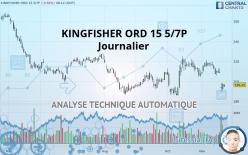 KINGFISHER ORD 15 5/7P - Dagligen