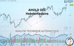 AHOLD DEL - Hebdomadaire