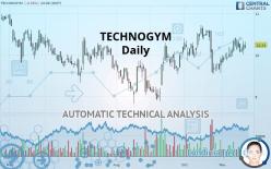 TECHNOGYM - Giornaliero