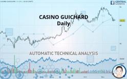 CASINO GUICHARD - Daily