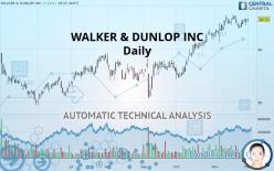 WALKER & DUNLOP INC - Daily