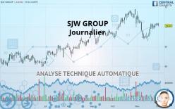 SJW GROUP - Journalier