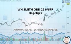 WH SMITH ORD 22 6/67P - Dagelijks