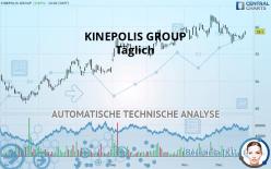 KINEPOLIS GROUP - Täglich
