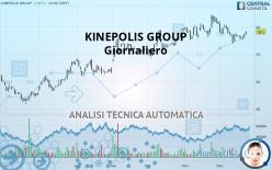 KINEPOLIS GROUP - Giornaliero