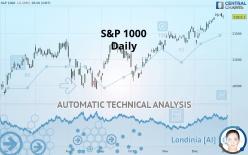 S&P 1000 - Daily