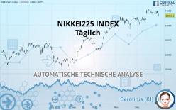 NIKKEI225 INDEX - Ежедневно
