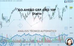 GO-AHEAD GRP. ORD 10P - Diario