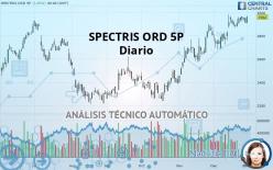 SPECTRIS ORD 5P - Diario