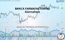 BANCA FARMAFACTORING - Giornaliero