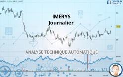IMERYS - Journalier
