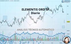 ELEMENTIS ORD 5P - Diario