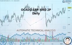 OCADO GRP. ORD 2P - Ежедневно