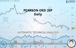 PEARSON ORD 25P - Daily