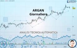 ARGAN - Giornaliero
