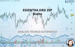 ESSENTRA ORD 25P - Diario