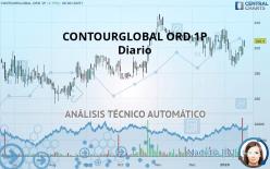 CONTOURGLOBAL ORD 1P - Diario