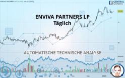 ENVIVA PARTNERS LP - 每日