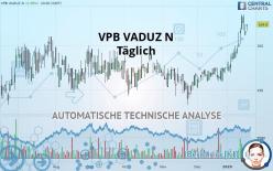 VPB VADUZ N - Täglich