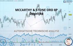 MCCARTHY & STONE ORD 8P - 每日
