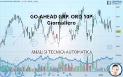 GO-AHEAD GRP. ORD 10P - 每日