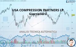 USA COMPRESSION PARTNERS LP - Diário