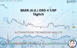 BARR (A.G.) ORD 4 1/6P - Päivittäin